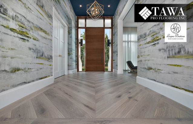 Chicago Luxury Custom Wood Flooring Distributor